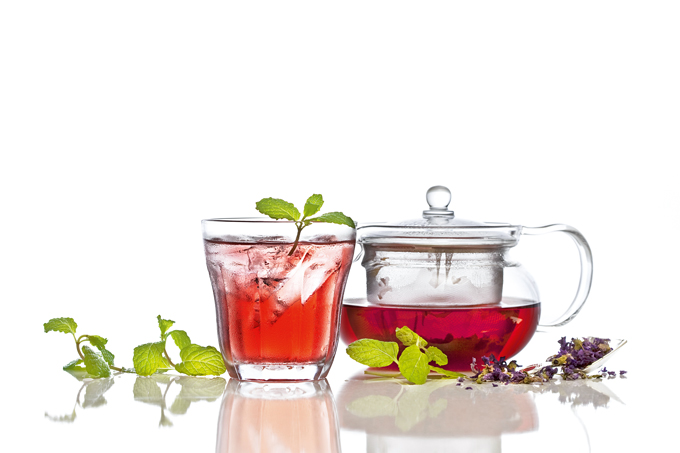 Como tomar chá de hibisco
