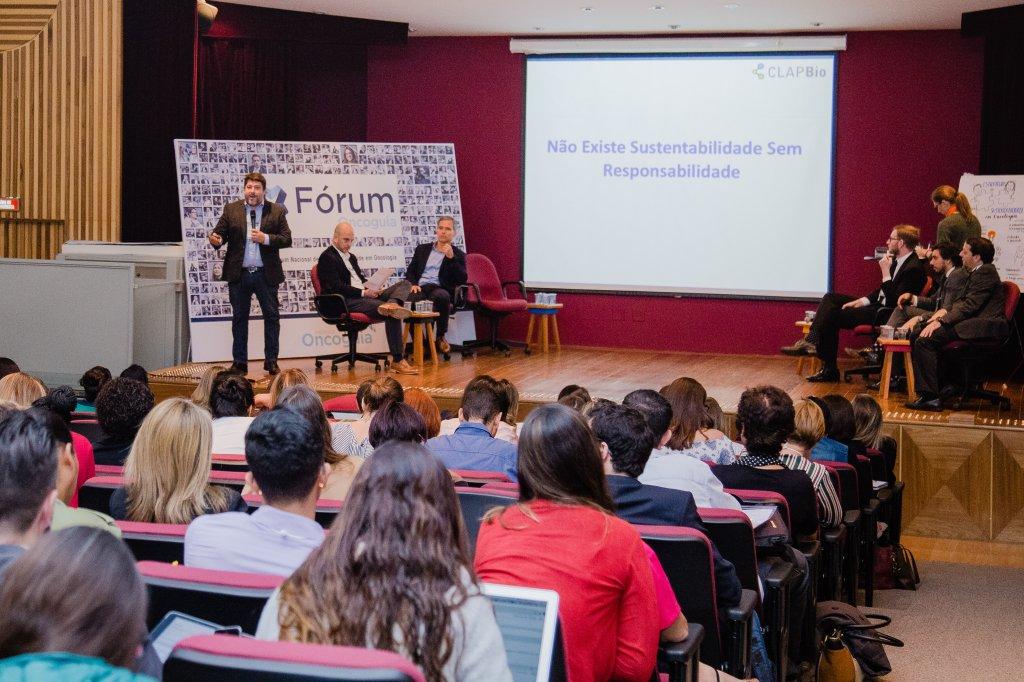 Instituto Oncoguia, fórum de câncer