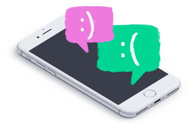 As redes sociais deixam as crianças e os adolescentes diante de vários perigos