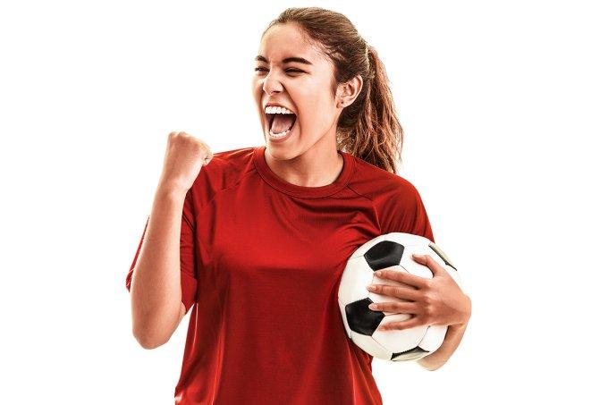 Futebol traz diversos benefícios à saúde