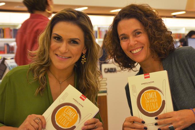 Livro ensina a aplicar mindfulness na alimentação