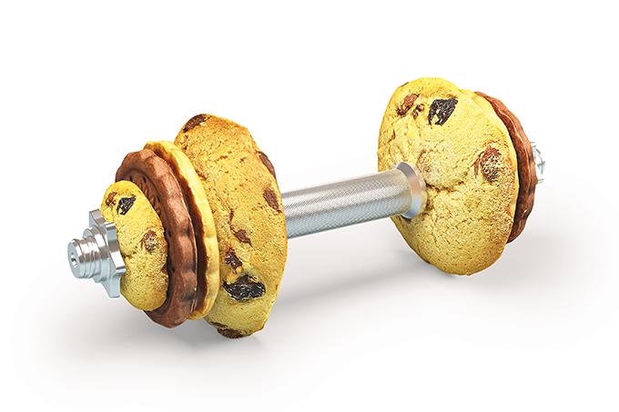 Alimentação incorreta prejudica o desempenho esportivo