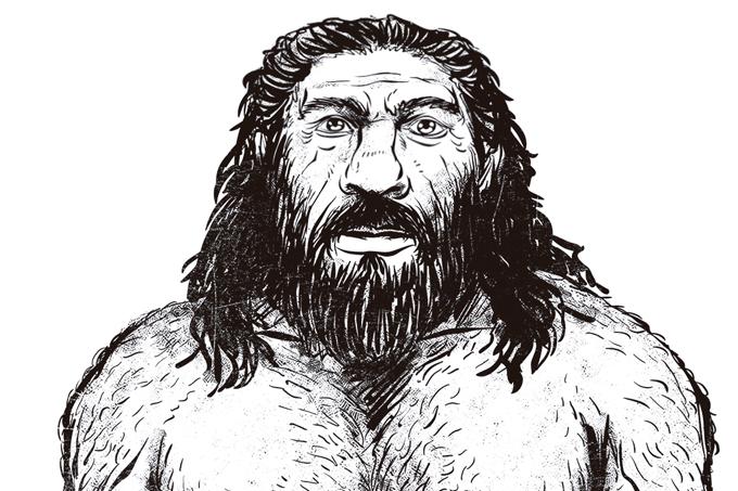 Brasileiro recria o cérebro dos neandertais para entender como chegamos até aqui
