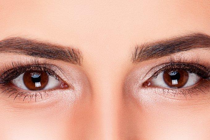 Alergia ocular é bastante comum no inverno