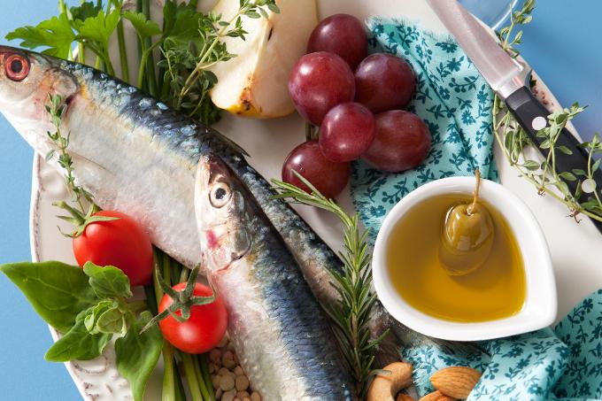 Dieta mediterrânea é aliada contra a psoríase