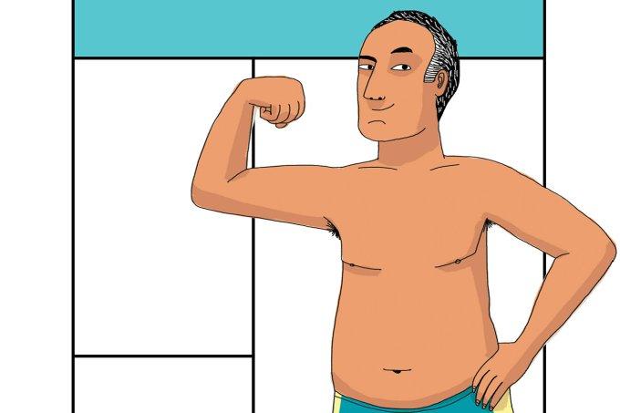 Por que o homem não se atenta para o envelhecimento