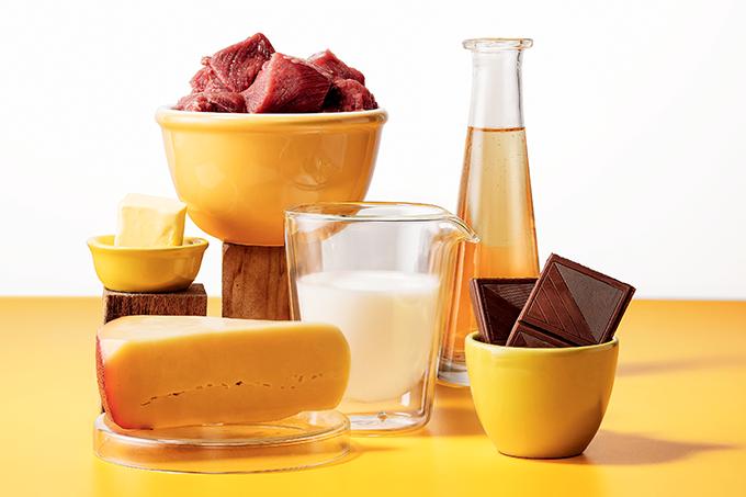 Quanto consumir de gordura saturada