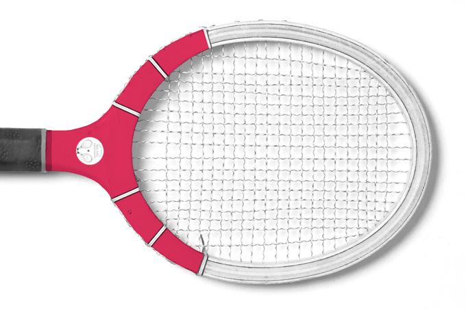 Qual quadra de tênis é mais segura?