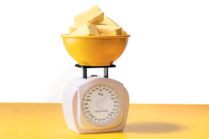 Quanta gordura você deve consumir