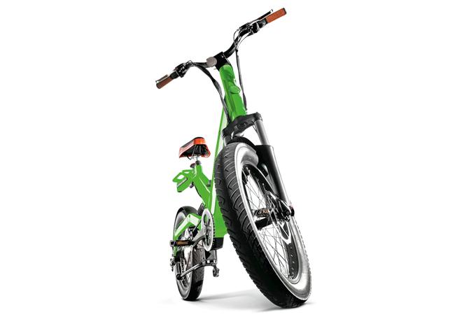 Bicicleta elétrica traz vantagens para uma parcela da população