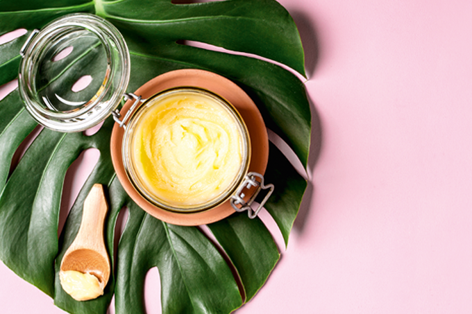 Os benefícios da manteiga ghee