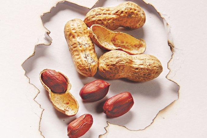 Remédio contra a alergia a amendoim