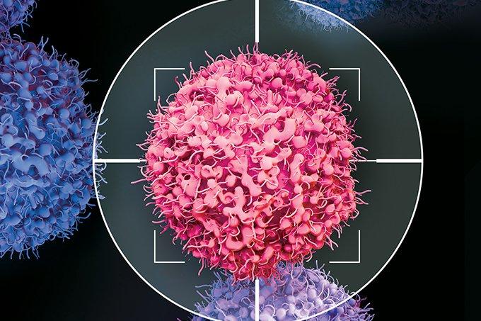 Terapia-alvo contra o câncer