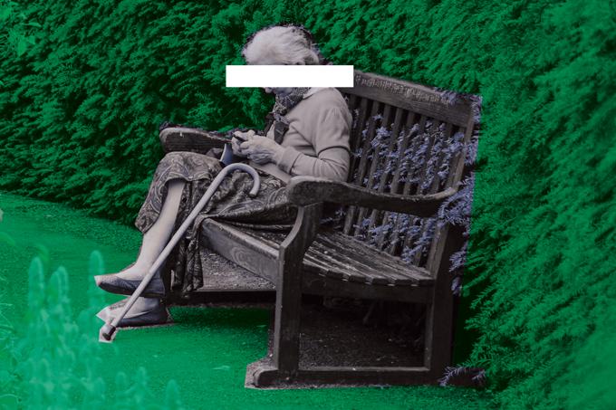 Chega de violência contra o idoso