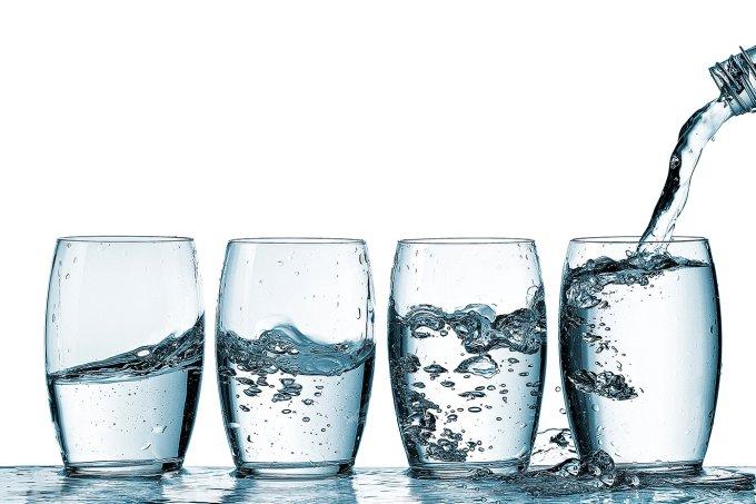 Água gelada faz mal?