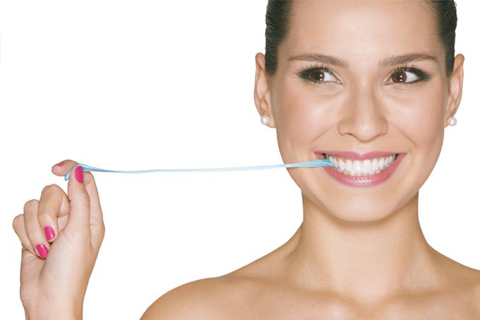 Chiclete e saúde bucal