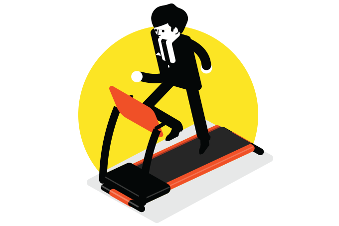 Os benefícios do exercícios para as empresas