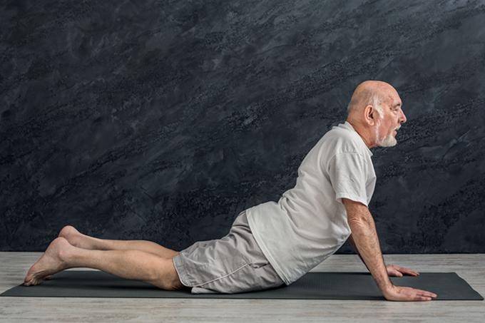Os benefícios do pilates para quem é mais velho