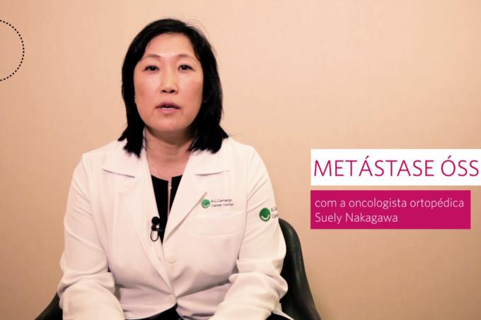 O que é a metástase óssea?
