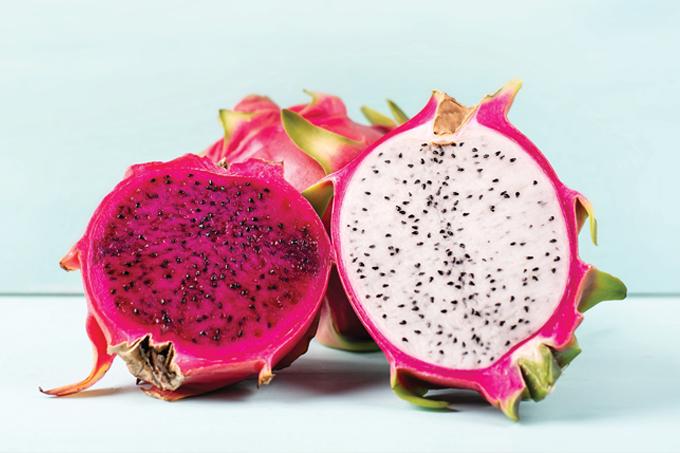 Pitaya rosa ou branca: benefícios e nutrientes