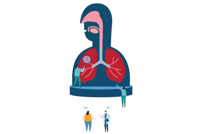Os custos do câncer de pulmão