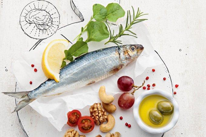 Dieta é capaz de manter o cérebro mais afiado