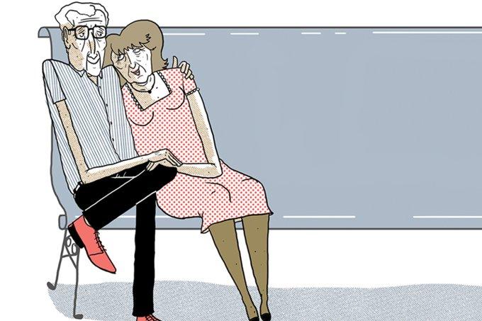 O luto no envelhecimento
