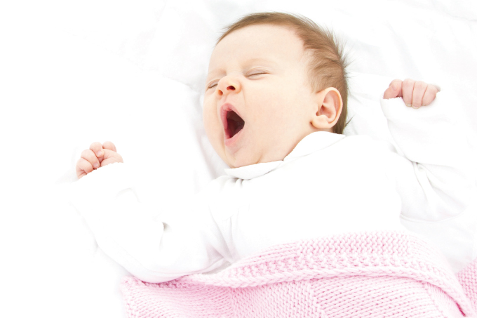 Como colocar a criança para dormir