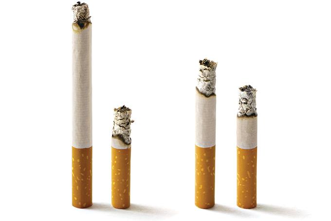 Marcas ilegais de cigarro foram detectadas pela Anvisa