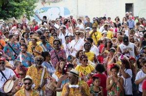 Em seu segundo ano, o cordão da Dona Micaela reuniu 250 foliões