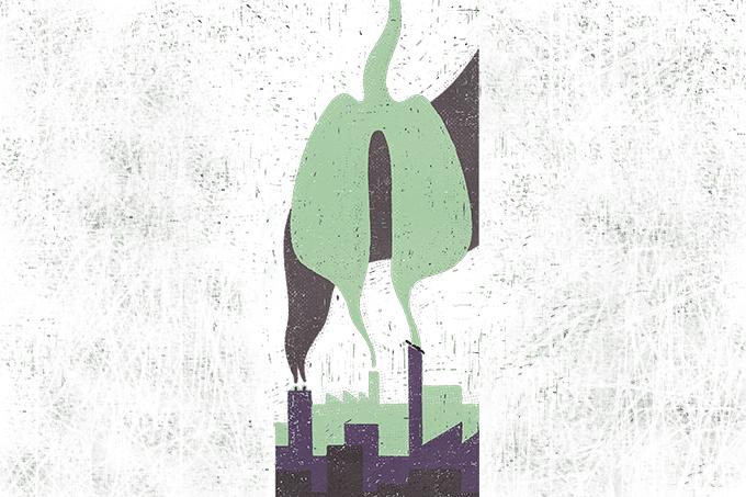 Como evitar a poluição do ar