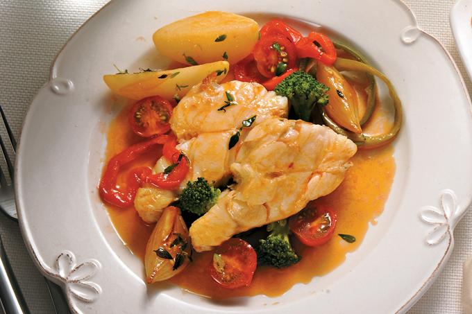 Como fazer um bacalhau saudável