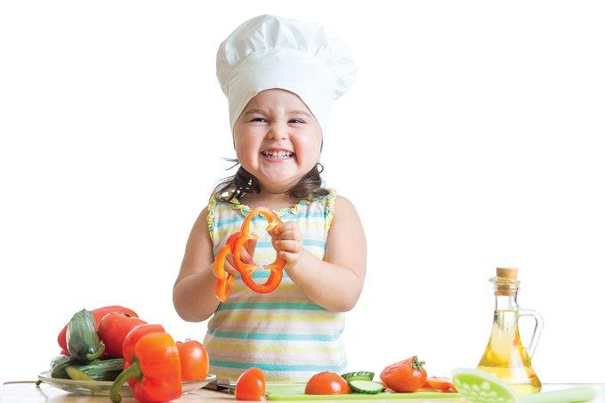 Dificuldade para criança comer