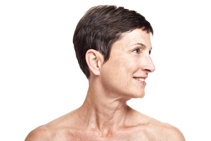 Como cuidar da pele após os 60 anos
