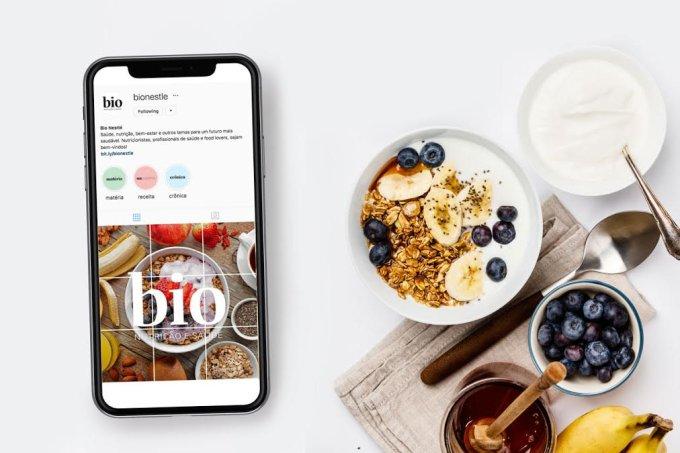 Instagram Bio Nestlé