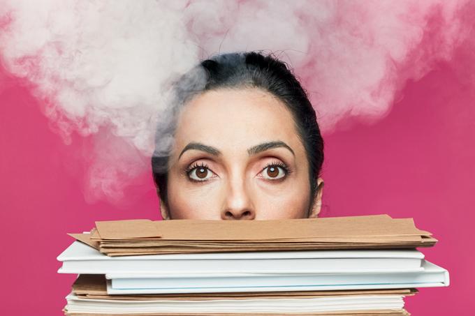 Sintomas do burnout
