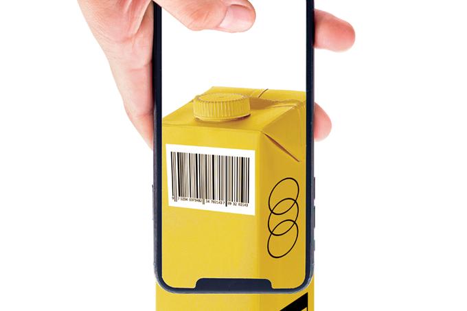 Aplicativo Desrotulando ajuda na hora das compras