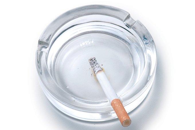 Qual a relação entre cigarro e ganho de peso?