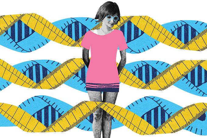 Exame genético para perder peso?