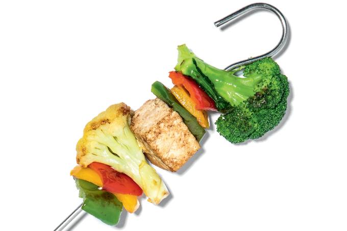 Vegetarianismo estrito tem benefícios