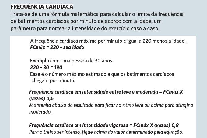 teste da frequencia cardiaca
