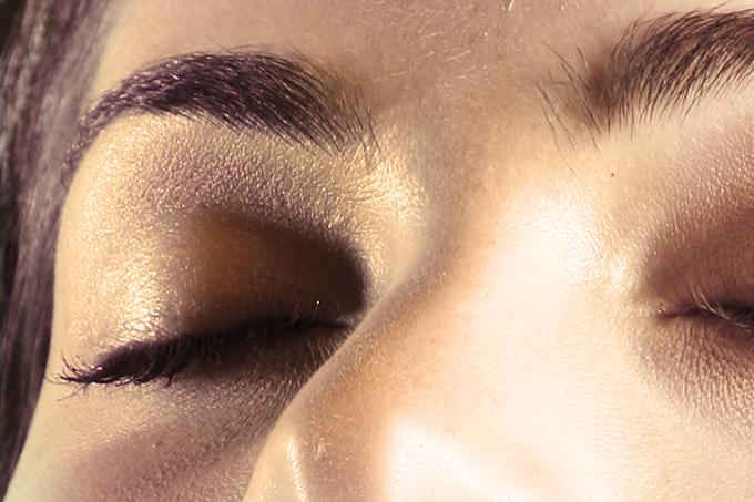 Cuidados com sobrancelhas e cílios