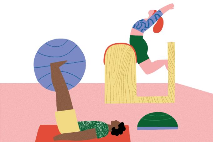 Quais os benefícios do pilates?