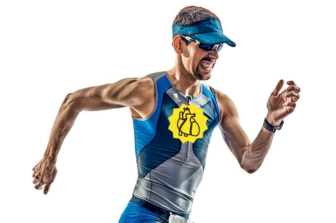 Correr uma maratona faz mal?