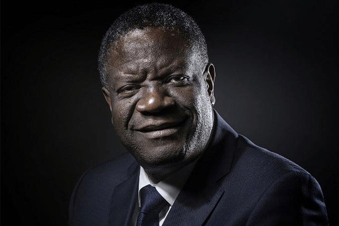 Denis Mukwege, Prêmio Nobel da Paz