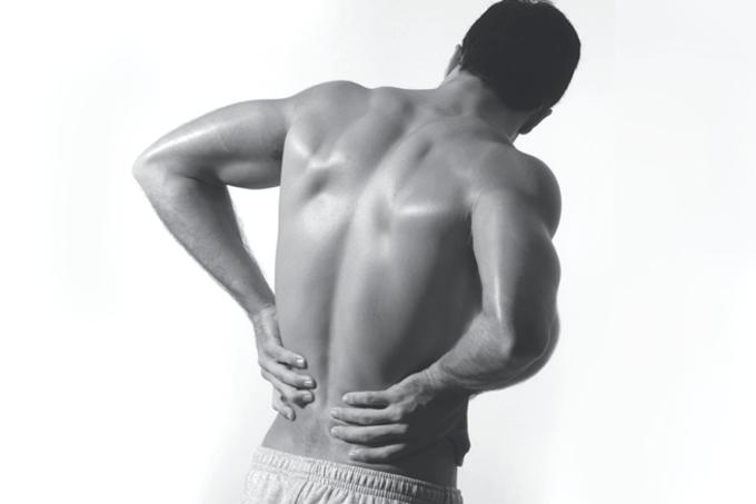Exercício que causa dor nas costas
