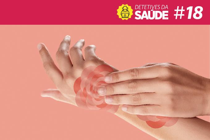 Sintomas da dermatite atópica no bem-estar