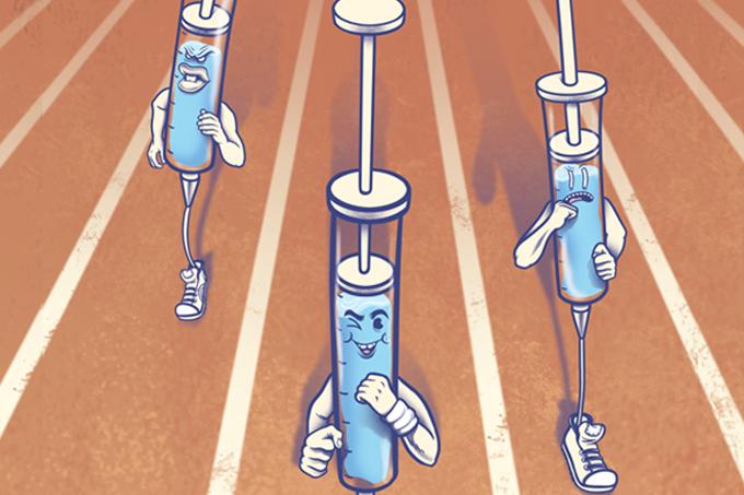 Exercício e vacinação são aliados do sistema imunológico.