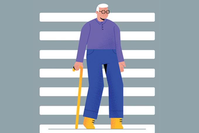 Como prevenir queda de idosos?