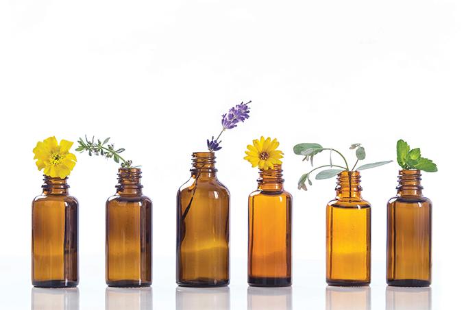 Acne: tratamento com óleos essenciais.
